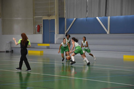 U18 F en match de préparation - 17/09/2020
