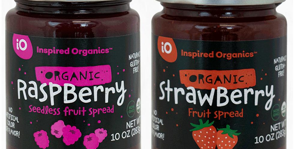 Organic Fruit Spread