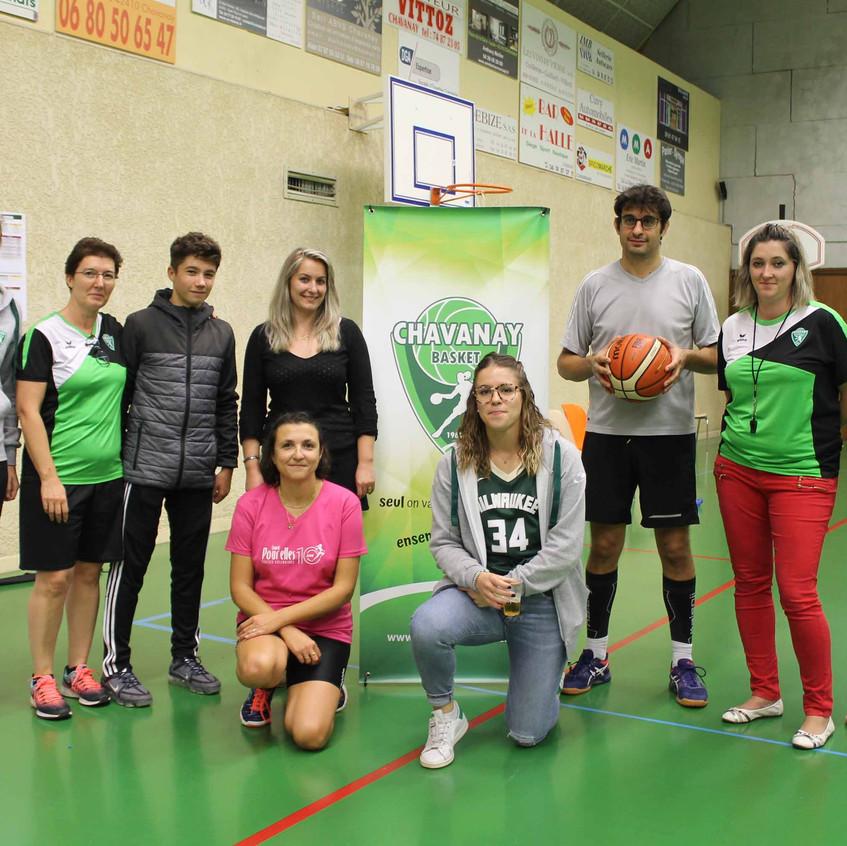 La Trime Team, vice-championne