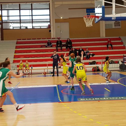 Saint-Vallier vs U13 F
