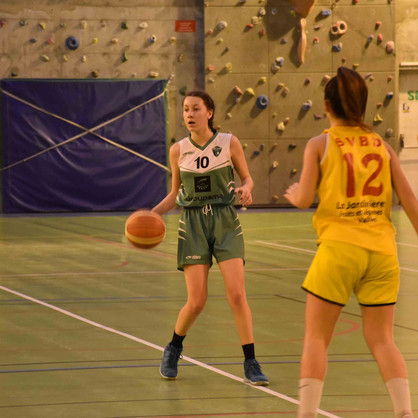 Saint-Vallier vs U18 F