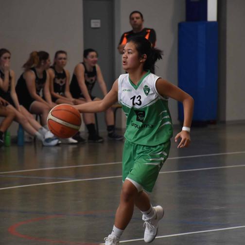 U18 F vs Montélier