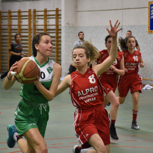 Saint-Marcel-lès-Annonay vs U18 F
