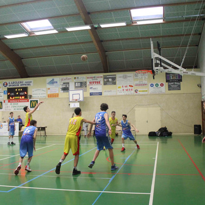 Saint-Vallier vs Saint Jean-Eclassan