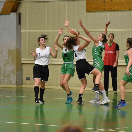 U17 F vs Le Cheylard-Lamastre