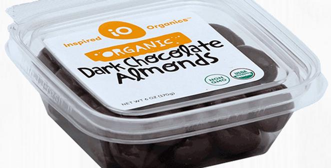 Org Dark Chocolate Covered Almonds
