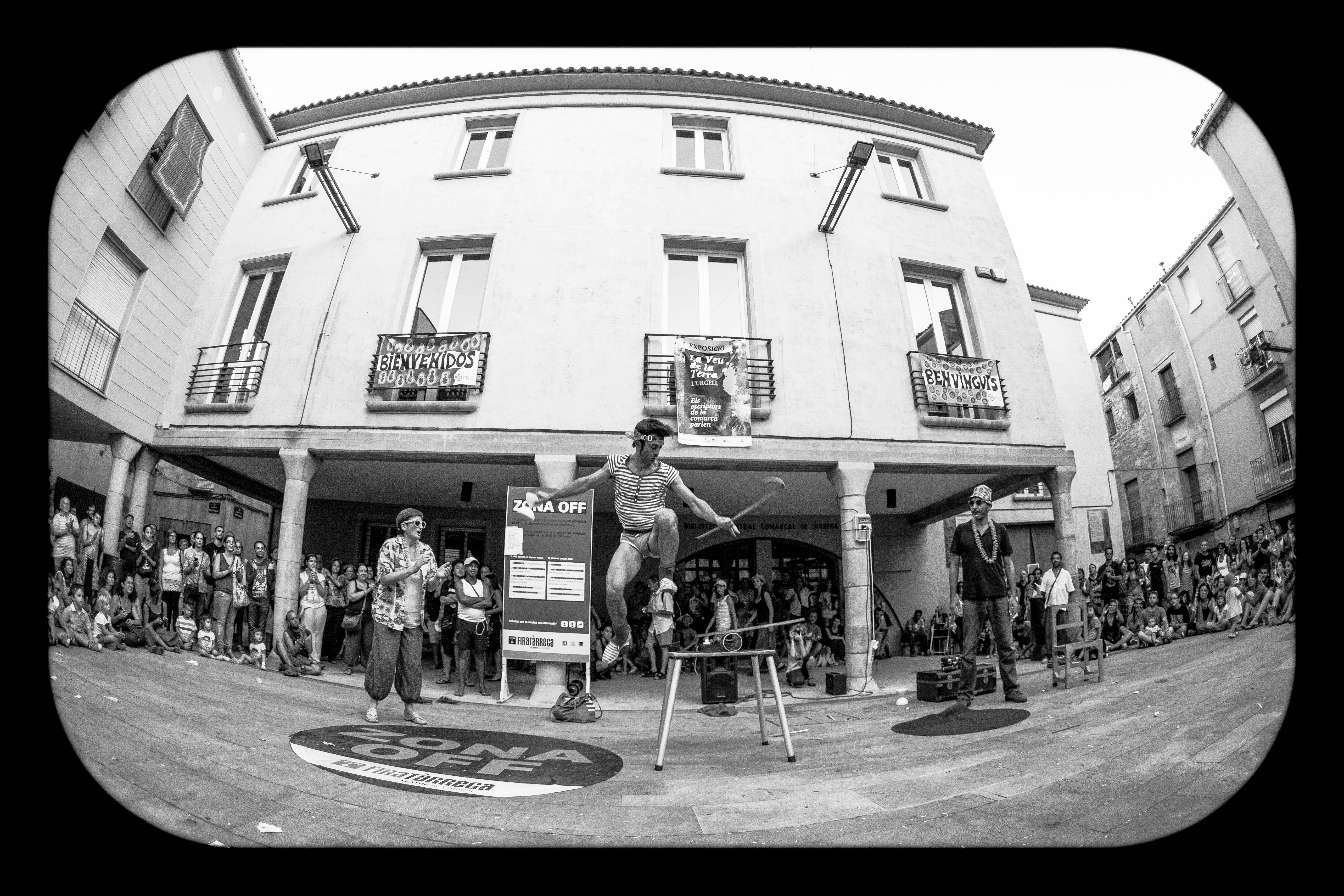 Street Show Tárrega