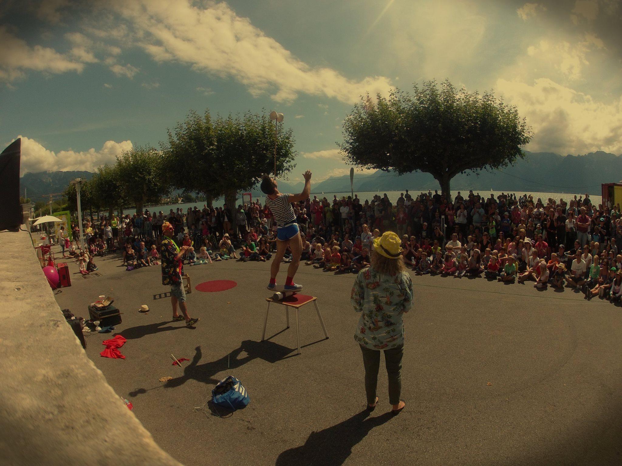 elTioTeo festival Rue Vevey