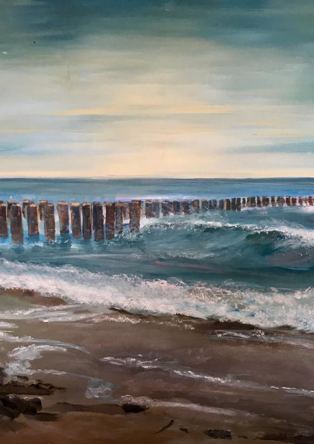 Strandgezicht Domburg