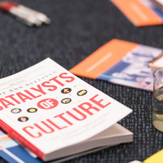 Session 1- Catalysts of Culture: How Visionary Leaders Activate the Employee Experience