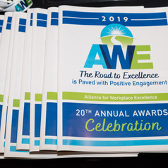 The 2019 AWE Awards Luncheon
