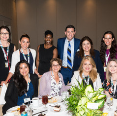 Guests at the 2019 AWE Awards Luncheon on June 7, 2019 in Gaithersburg, Maryland
