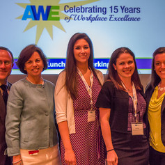 Adventist HealthCare & LifeWork Strategies at the 2014 AWE Awards Luncheon