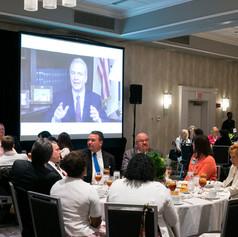 Congressman Chris Van Hollen congratulates all 2016 award winning companies