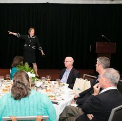 Keynote address by Dr. Linda Henman