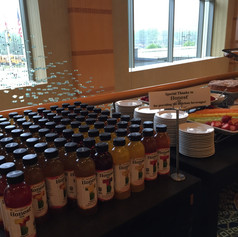 14 Thank you to Honest Tea for the generous tea donation for our Breakfast & Networking Hour!