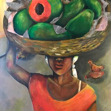 The Papaya Seller