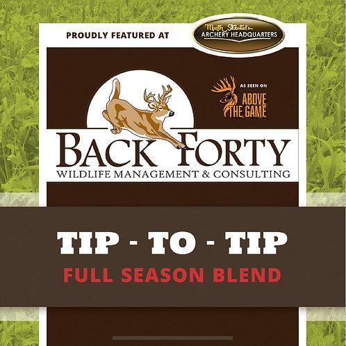 Tip to Tip Full Season Mix