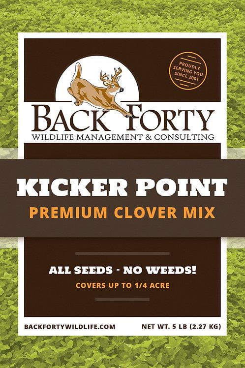 Kicker Point Clover Mix