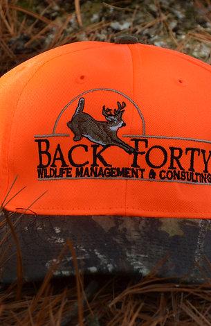 Back Forty hat