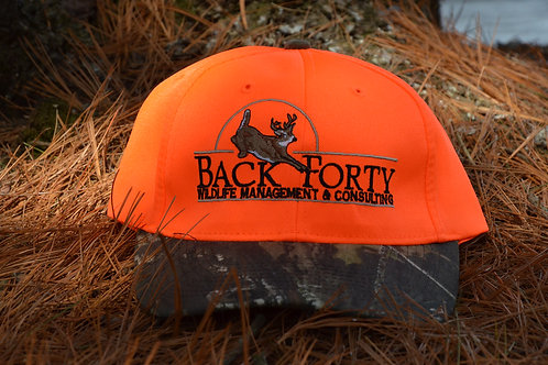 Back Forty hat