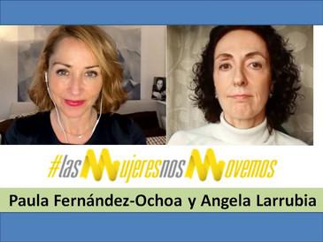 """Entrevista en """"Las Mujeres Nos Movemos""""."""