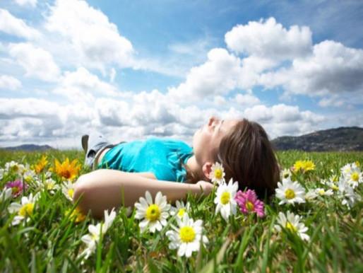"""Para apreciar el momento hay que """"hacer menos""""."""