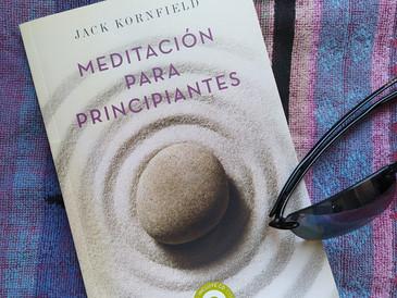"""Lectura para el verano: """"Meditación para principiantes"""""""