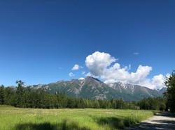 Our paradise, our Alaskan homestead