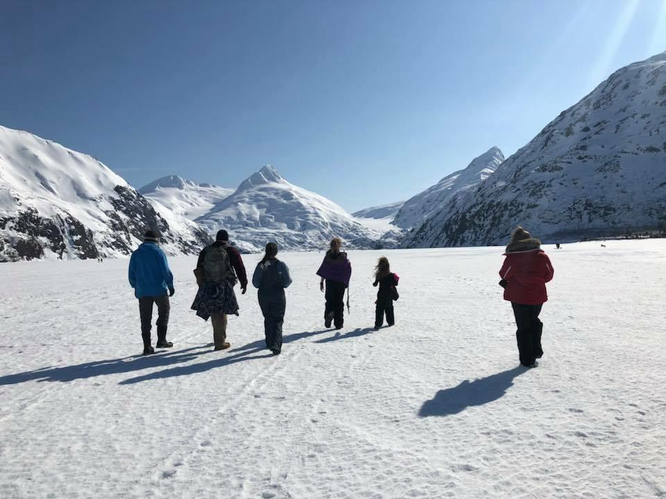 Portage Glacier, AK