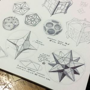Geometric Doodles