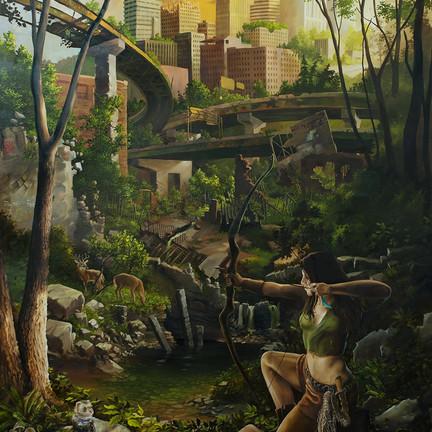 Huntress of Eden