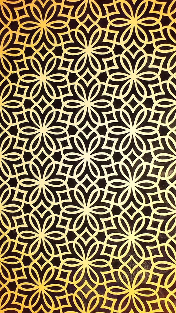 Floral Tessellation