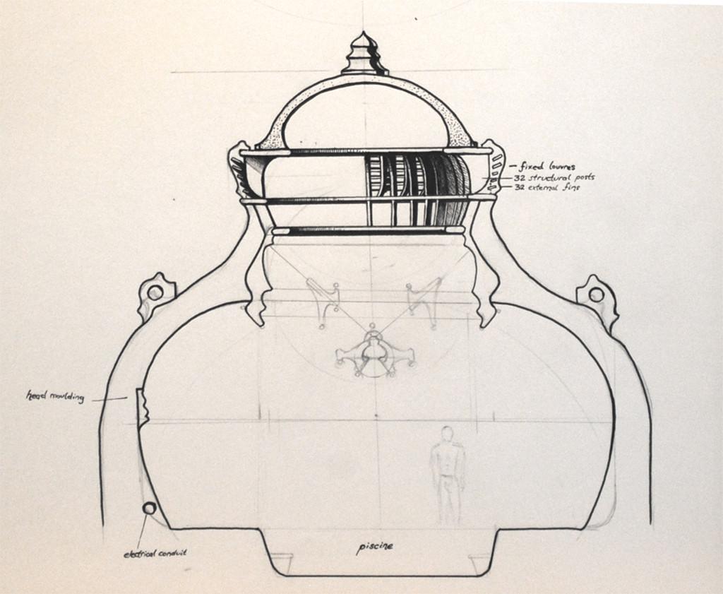 Permaculture - Cob Atrium Form