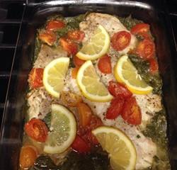 One Dish Rockfish