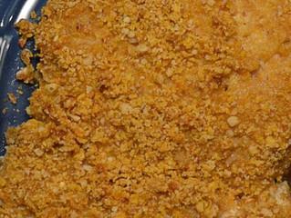 Cajun Pecan-Crusted Rockfish