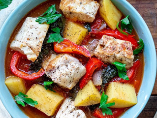 Rockfish Stew