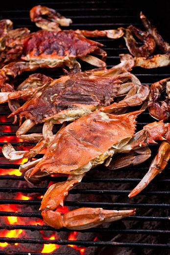 Soft-Crab-Grill