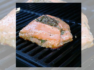 Herb-and-Olive-Stuffed Salmon