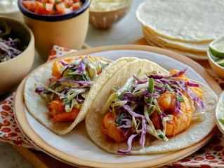 Shrimp Tacos: Recipe Courtesy of Ree Drummond