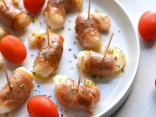 Prosciutto Shrimp Appetizer