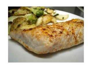 Butter Parmesan Rockfish