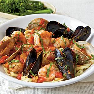Seafood-Arrabbiata