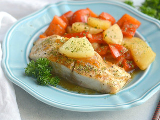 Sweet and Sour Rockfish