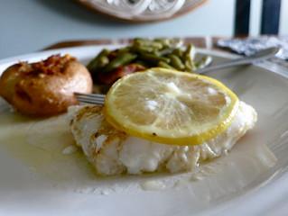 Lemon Butter Fillets