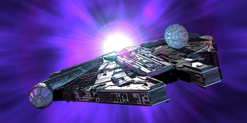 Star Wars SWAG giveaway