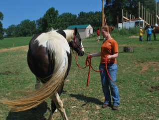 Relational Horsemanship & Godmanship