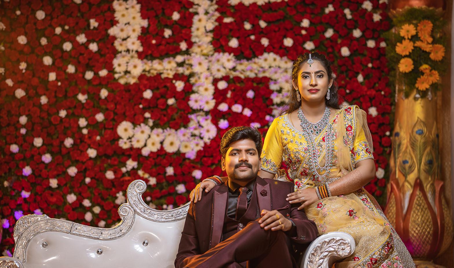 wedding photography in Thanjavur