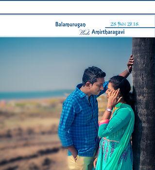 Bala amirtha wedding