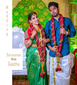 Saravanan Geetha Wedding Album